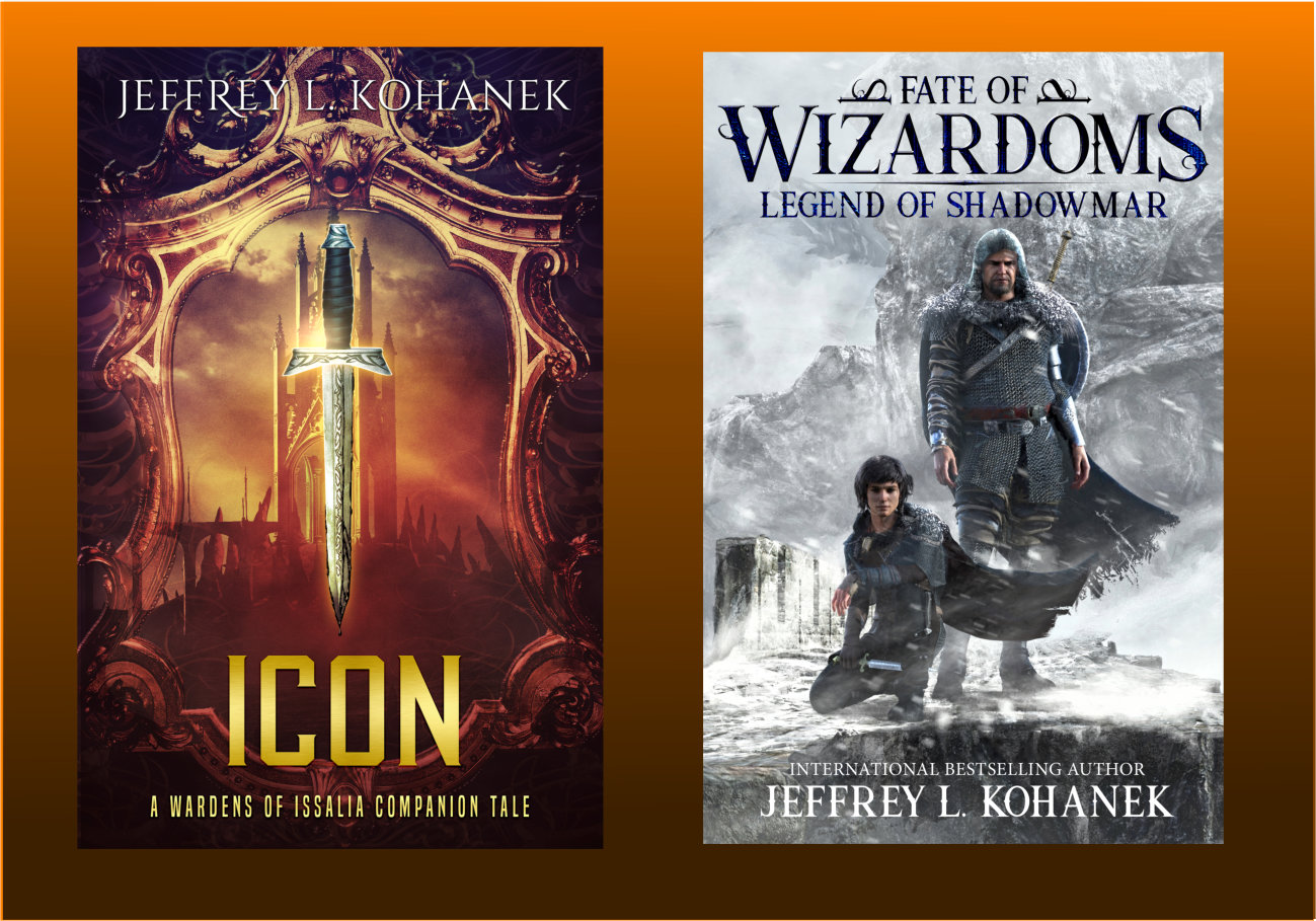 Free epic fantasy ebooks by Jeffrey L Kohanek