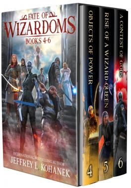 Fate of Wizardoms Box Set: Books 4-6