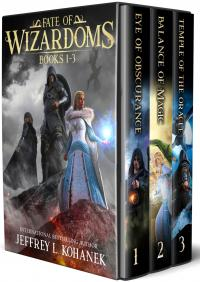 Fate of Wizardoms: Books 1-3