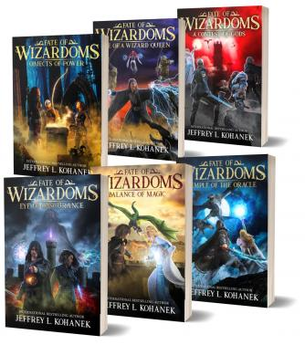 Fate of Wizardoms: The Complete Series