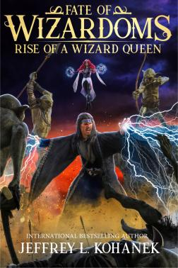 Wizardoms: Rise of a Wizard Queen